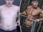 Không tin nổi 4 anh chàng này đã hóa  soái ca  chỉ nhờ giảm cân