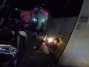 An ninh Xã hội - CLIP: Vây bắt hai tên trộm xe máy giữa đêm ở Sài Gòn