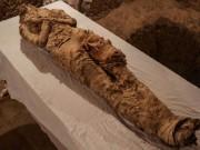 Phát hiện xác ướp Ai Cập 3.500 năm  gần như hoàn hảo