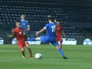 U23 Myanmar - U23 Uzbekistan: Thẻ đỏ và màn rượt đuổi khó tin