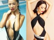 Mỹ nữ Nam Định có số đo 95-59-92 cm đang ồn ào với Kim Lý