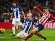 """Atletico Madrid - Alaves:  """" Nhát kiếm """"  chí mạng nhờ huyền thoại"""