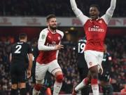 Chi tiết Arsenal - West Ham: Những phút cuối nhàn nhã (KT)