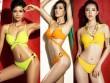 Bộ ảnh áo tắm của top 45 Hoa hậu Hoàn vũ Việt Nam