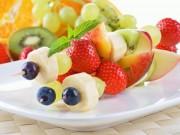 Ẩm thực - Nên ăn trái cây trước hay sau bữa ăn?