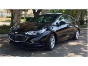 Chevrolet Cruze 2019 ứng dụng hộp số CVT