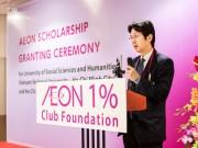 Chắp cánh ước mơ  cùng lễ trao học bổng cho 60 sinh viên xuất sắc