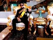 """Cuộc sống xa hoa khiến dân chúng """"phát hờn"""" của hoàng tử soái ca Brunei"""