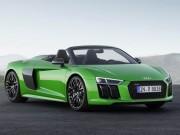 """ Ế nặng "" , siêu xe Audi R8 sắp bị khai tử"