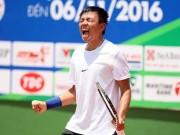 """Bảng xếp hạng tennis 25/12: SAO Việt  """" bay cao """" , Hoàng Nam  """" chốt hạ """"  ngoạn mục"""
