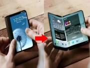 Dế sắp ra lò - Bí ẩn SM-G888N0 không phải điện thoại gấp Galaxy X