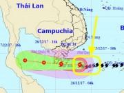 Giải mã  cú ôm cua  ngoạn mục rồi giảm tốc của bão Tembin