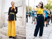 Vàng và đen - Cặp đôi siêu chất đảm bảo đã mặc là đẹp!