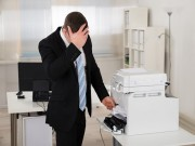 Những lỗi in ấn thường gặp trên Windows