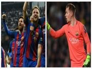 Bóng đá - Barca thăng hoa rực rỡ: Messi thần kỳ và 2 SAO thầm lặng