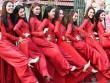 Dàn người đẹp chuyển giới mặc sexy trong lễ ăn hỏi Lâm Khánh Chi