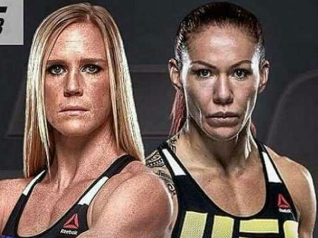 """Nữ quái"" UFC dọa vặn cổ Mayweather nếu dám đấu MMA 2"