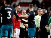 MU hòa như thua: Mất 2 trò cưng, Mourinho vẫn khen trọng tài
