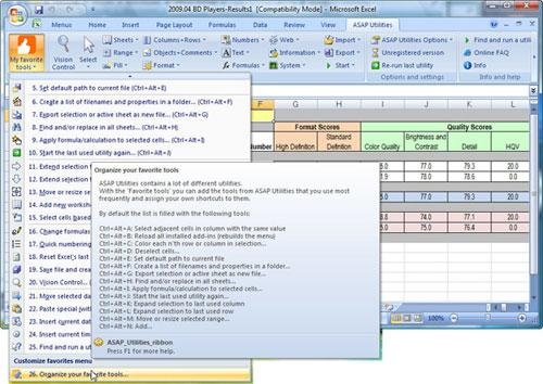 6 tiện ích cần có để cải thiện hiệu suất Microsoft Office, Tin học văn phòng, Công nghệ thông tin, Tien ich cai thien Microsoft Office, cai thien Microsoft Office, Microsoft Office, vi tinh, Microsoft, Office, Excel, chuong trinh Office