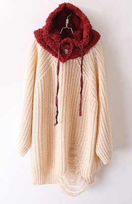 Thời trang ngày lạnh với áo len dáng dài - 1