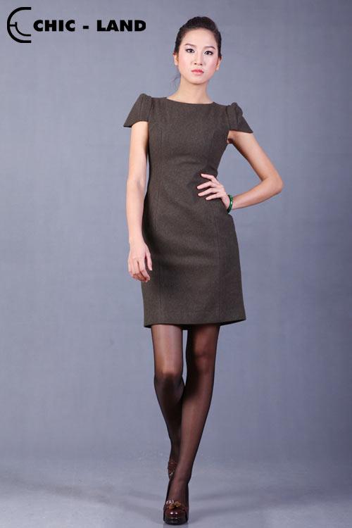 Những mẫu váy đầm lý tưởng cho mùa đông - 1