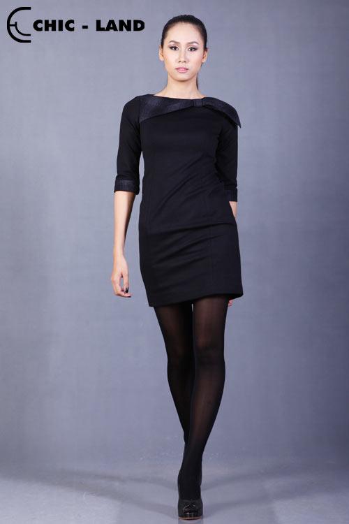 Những mẫu váy đầm lý tưởng cho mùa đông - 4