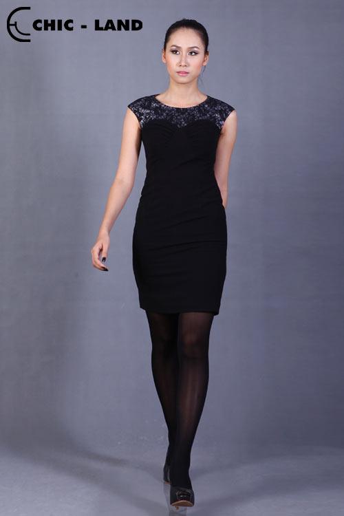 Những mẫu váy đầm lý tưởng cho mùa đông - 2