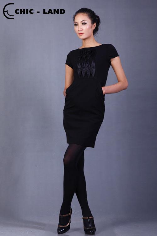 Những mẫu váy đầm lý tưởng cho mùa đông - 3