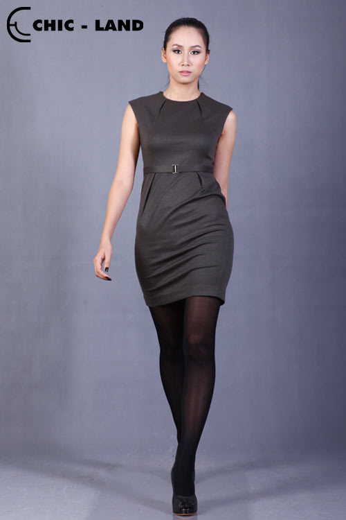 Những mẫu váy đầm lý tưởng cho mùa đông - 8