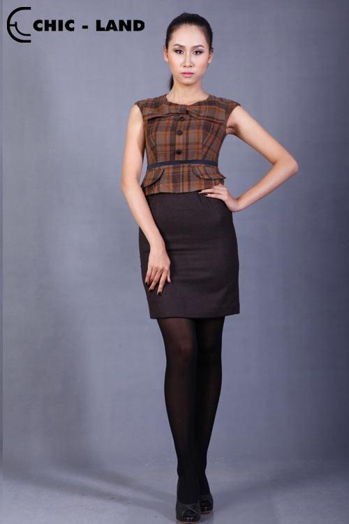 Những mẫu váy đầm lý tưởng cho mùa đông - 10