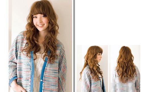 Xu hướng tóc dài cho năm 2011 - 9