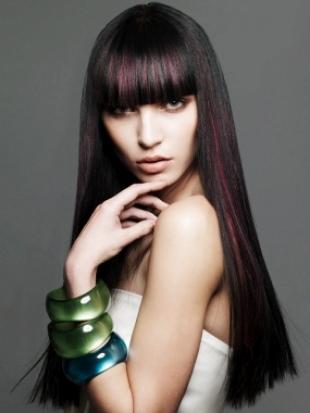 Xu hướng tóc dài cho năm 2011 - 3