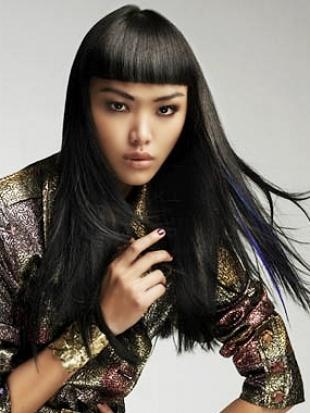 Xu hướng tóc dài cho năm 2011 - 2