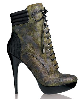 Sành điệu với giày bốt cột dây - 15