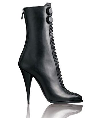 Sành điệu với giày bốt cột dây - 16