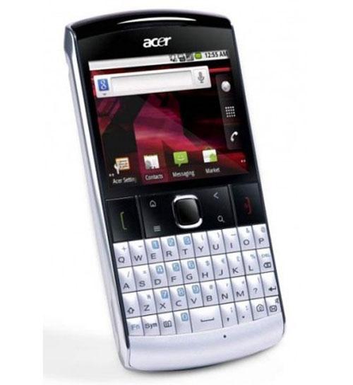 Acer beTouch E210 vén màn tại CES - 1