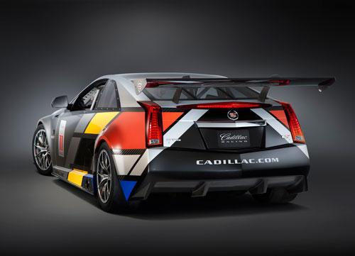 Siêu phẩm Cadillac CTS-V Coupe 2011 - 7