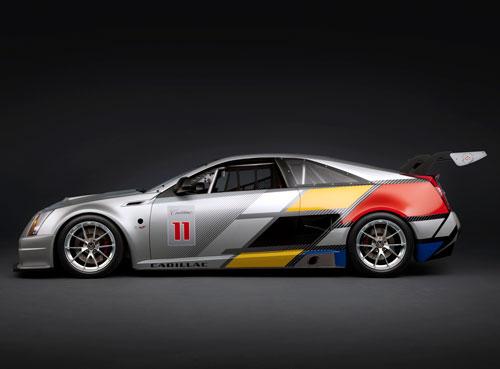 Siêu phẩm Cadillac CTS-V Coupe 2011 - 12
