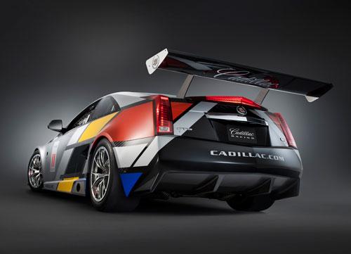 Siêu phẩm Cadillac CTS-V Coupe 2011 - 8