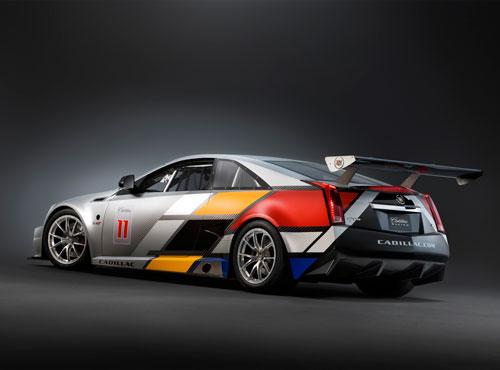 Siêu phẩm Cadillac CTS-V Coupe 2011 - 9