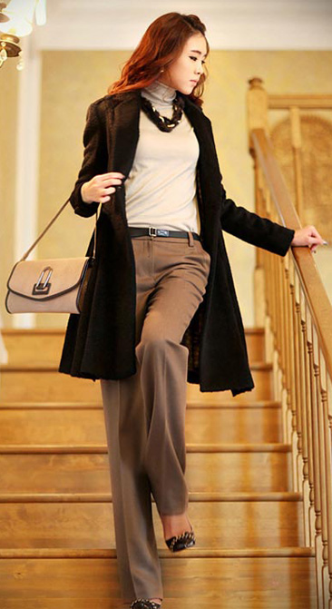 4 phong cách mặc đẹp với áo vest - 4