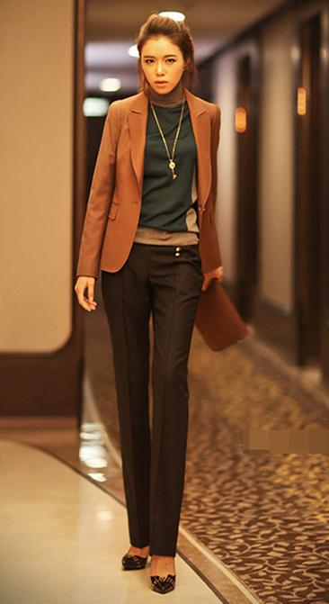 4 phong cách mặc đẹp với áo vest - 5