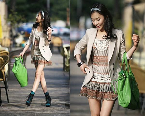 4 phong cách mặc đẹp với áo vest - 12