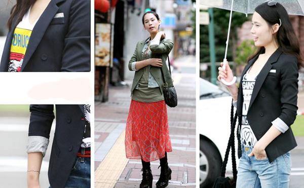 4 phong cách mặc đẹp với áo vest - 19
