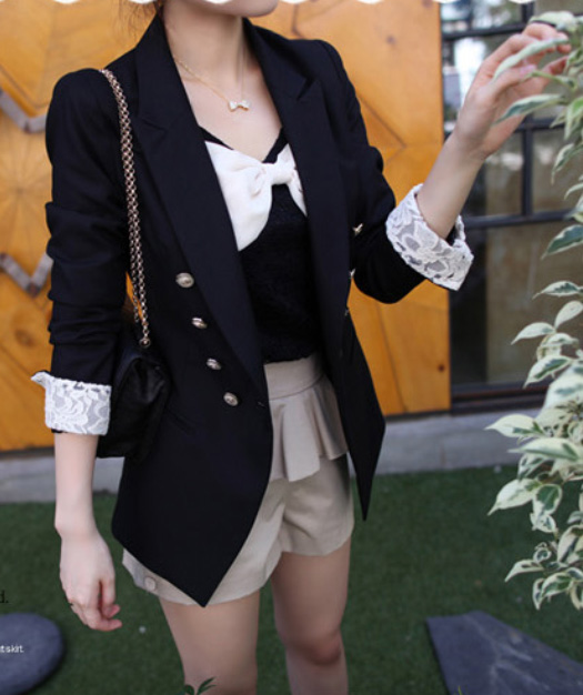 4 phong cách mặc đẹp với áo vest - 18