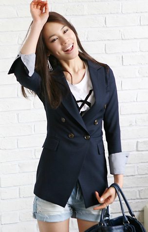 4 phong cách mặc đẹp với áo vest - 16