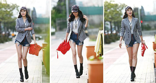4 phong cách mặc đẹp với áo vest - 17