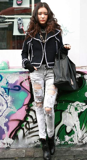 4 phong cách mặc đẹp với áo vest - 22