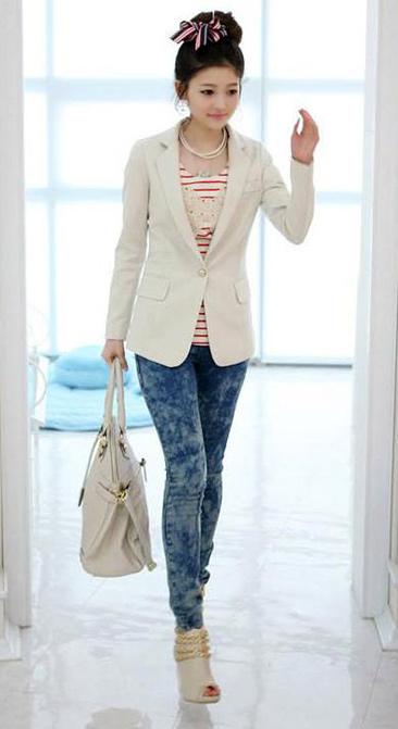 4 phong cách mặc đẹp với áo vest - 24