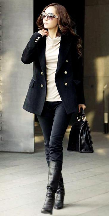 4 phong cách mặc đẹp với áo vest - 26